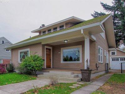 Portland Single Family Home For Sale: 3222 NE Hancock St