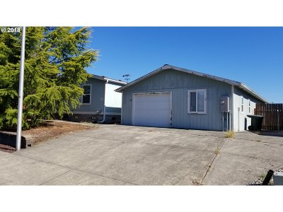 Cowlitz County Single Family Home For Sale: 250 Sycamore St