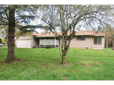 Sandy Single Family Home For Sale: 12442 SE Lusted Rd