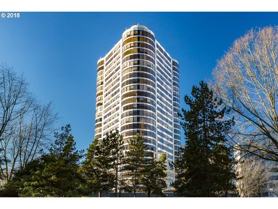 Condo/Townhouse For Sale: 1500 SW 5th Ave #1902