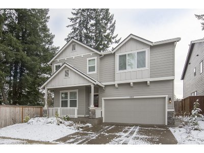 Happy Valley, Clackamas Single Family Home For Sale: 15942 SE Wood Duck Ln