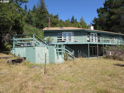 Gold Beach Single Family Home For Sale: 28488 Emerald Dr
