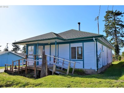 Coos Bay Single Family Home For Sale: 468 S Wasson St