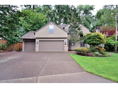 Lake Oswego Single Family Home For Sale: 14322 Edenberry Dr