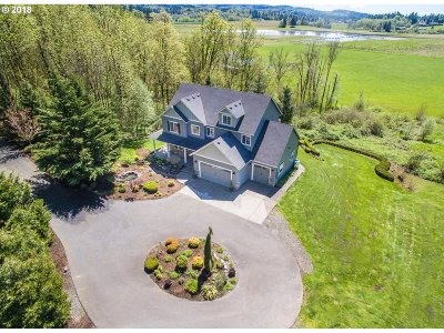 Amboy Single Family Home For Sale: 14801 NE Grantham Rd