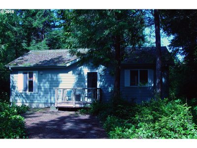 Florence OR Single Family Home For Sale: $126,000