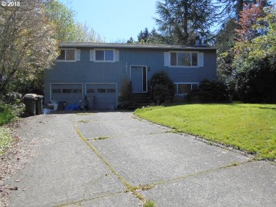 West Linn Single Family Home For Sale: 1651 April Ct