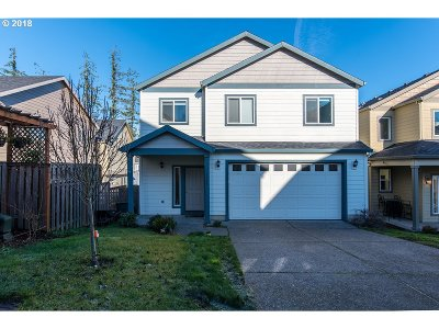 Beaverton, Aloha Single Family Home For Sale: 5047 SW 206th Pl