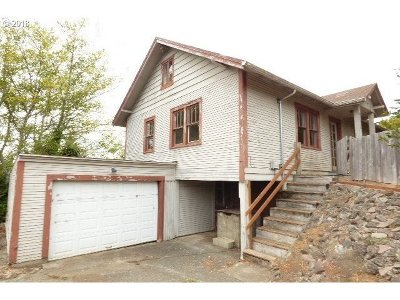 Coos Bay Single Family Home For Sale: 63538 Flanagan Rd