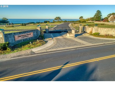 Brookings Residential Lots & Land For Sale: 15822 Oceanview Dr