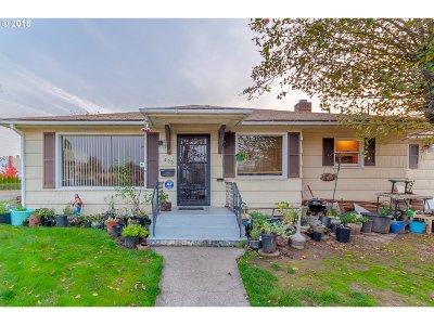 Salem Single Family Home For Sale: 490 Academy St