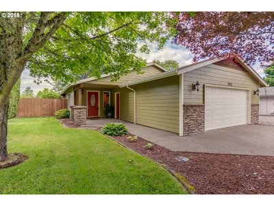 McMinnville Single Family Home For Sale: 1955 SW Tamarack St