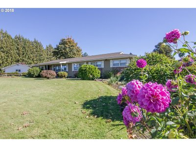 Stayton Single Family Home Sold: 1450 Mt Jefferson Dr