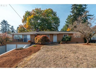 Salem Single Family Home For Sale: 3333 Holiday Dr