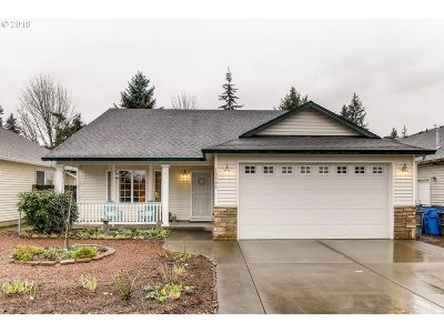 Vancouver WA Single Family Home Sold: $320,000