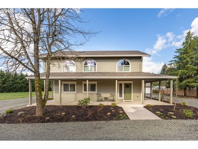 Newberg, Dundee, Mcminnville, Lafayette Single Family Home For Sale: 23445 NE Sunnycrest Rd
