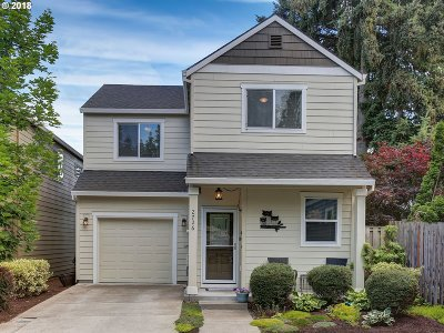 Hillsboro, Cornelius, Forest Grove Single Family Home For Sale: 2726 23rd Pl