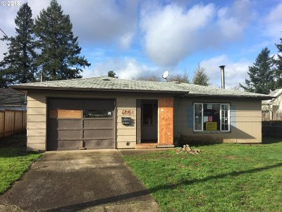 Single Family Home For Sale: 6551 SE 69th Ave