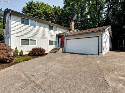 Milwaukie Single Family Home Bumpable Buyer: 4744 SE Lacour Ct