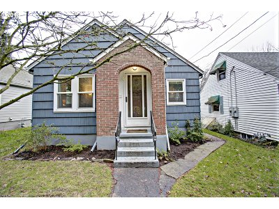 Portland Single Family Home For Sale: 7711 N Woolsey Ave