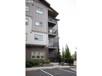 Hillsboro, Beaverton, Tigard Condo/Townhouse For Sale: 13875 SW Meridian St #320
