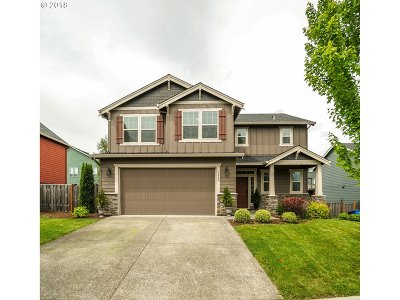 Camas, Washougal Single Family Home For Sale: 3635 P Loop