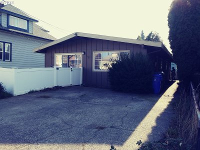 Portland OR Multi Family Home For Sale: $550,000