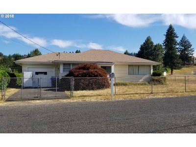 Washougal Single Family Home For Sale: 3399 L St