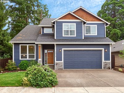 Keizer Single Family Home For Sale: 4818 Tate Ave