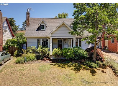 Single Family Home For Sale: 3216 NE 42nd Ave