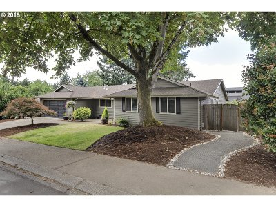 Tigard Single Family Home For Sale: 15875 SW Serena Ct