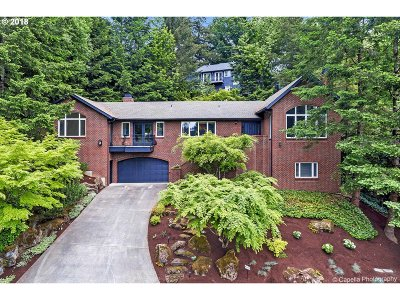 Portland Single Family Home For Sale: 1430 SW Highland Rd