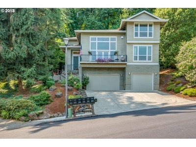 West Linn Single Family Home For Sale: 19432 Wilderness Dr
