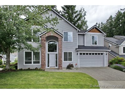 Tigard Single Family Home For Sale: 12765 SW Bugle Ct