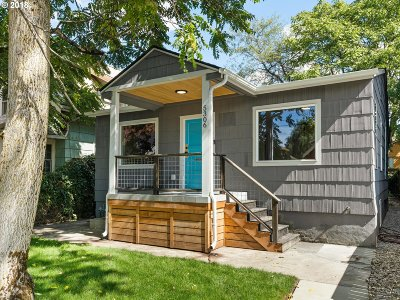 Single Family Home For Sale: 5306 NE 15th Ave