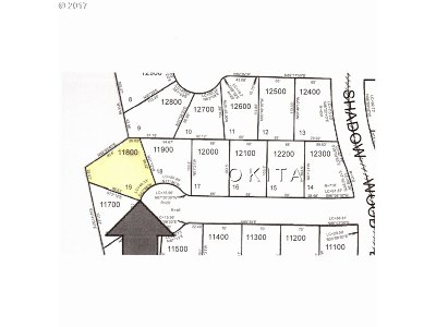 Eugene Residential Lots & Land For Sale: Shadow Wood Dr