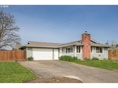 Newberg, Dundee, Mcminnville, Lafayette Single Family Home For Sale: 1360 SW Charles St