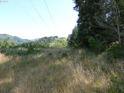 Gold Beach OR Residential Lots & Land For Sale: $37,777