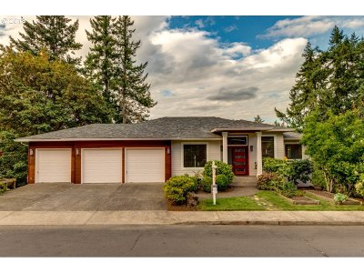 West Linn Single Family Home For Sale: 6768 Apollo Rd