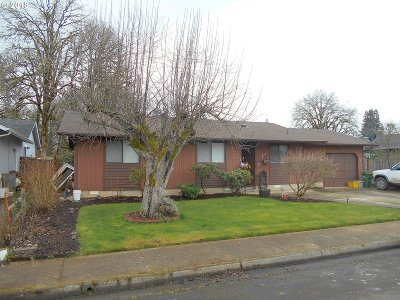 Cottage Grove, Creswell Single Family Home For Sale: 1655 Pritchett Pl