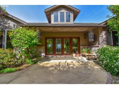 Roseburg OR Single Family Home For Sale: $639,999