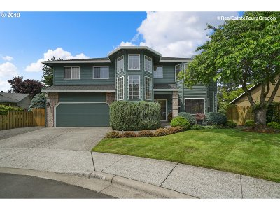 Beaverton Single Family Home For Sale: 3007 NW 160th Ct