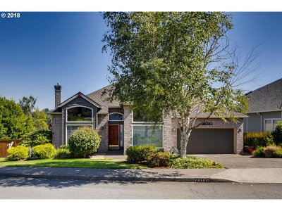 Clackamas Single Family Home For Sale: 11850 SE Mountain Sun Dr