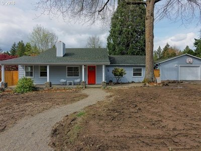 Tigard Single Family Home For Sale: 7555 SW Florence Ln