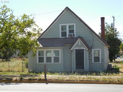 Independence Single Family Home For Sale: 770 N Main St