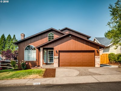 Happy Valley Single Family Home For Sale: 12881 SE 130th Ave