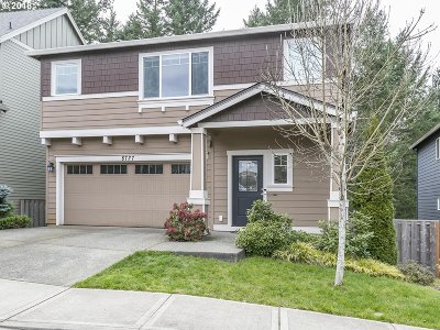 Beaverton Single Family Home For Sale: 8727 SW 176th Ave