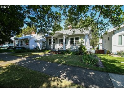 la grande Single Family Home For Sale: 1503 Oak St