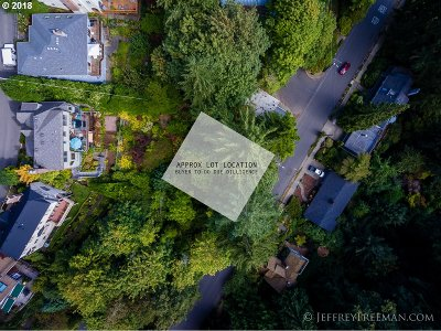 Portland Residential Lots & Land For Sale: SW Fairview Blvd