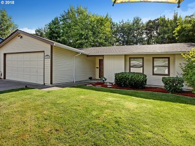 Single Family Home For Sale: 7100 SW 160th Ave